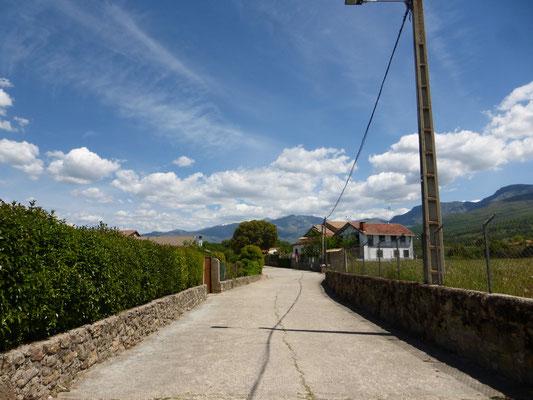 La sortie d'Aldeanueva