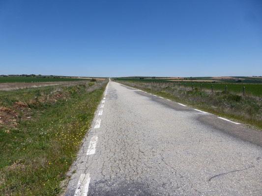 La route elle sera de 13 km