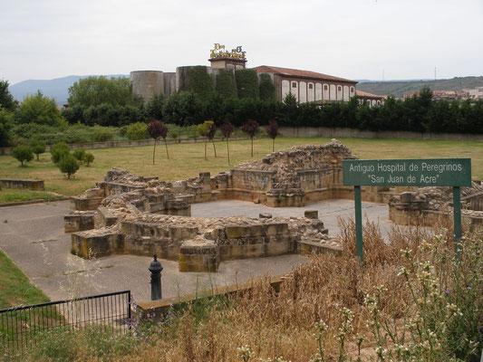 Hospital San Juan de Acre, (1185) Navarrette
