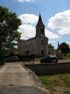Eglise de Laveyrune