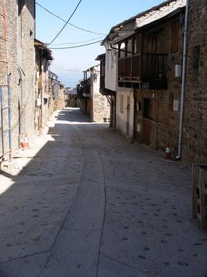 Lez ruelles d'El Acebo