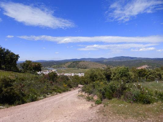 Le village d'Almadèn