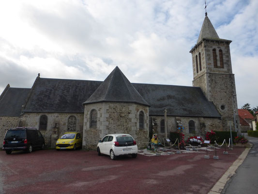 L'église de Kairon