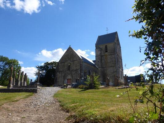 Eglise d'Emondeville