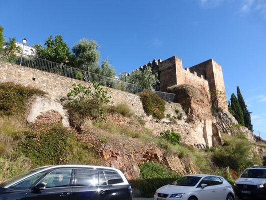 la vieille ville de Caseres