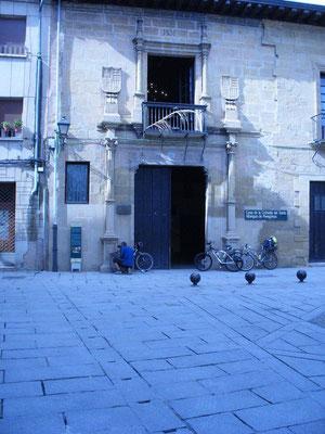 L'albergue de Santo  Domingo de la Calzada