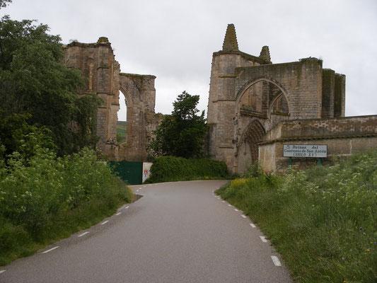 Ruine du couvent de San Anton, XV.