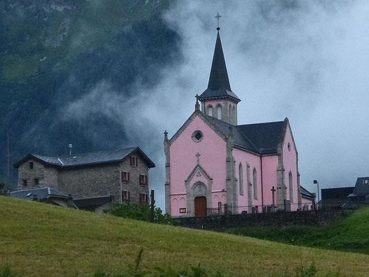 L'église de Trient
