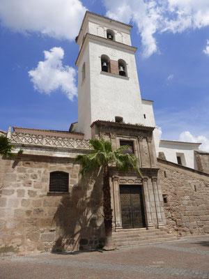 La basilique Santa Eulalia