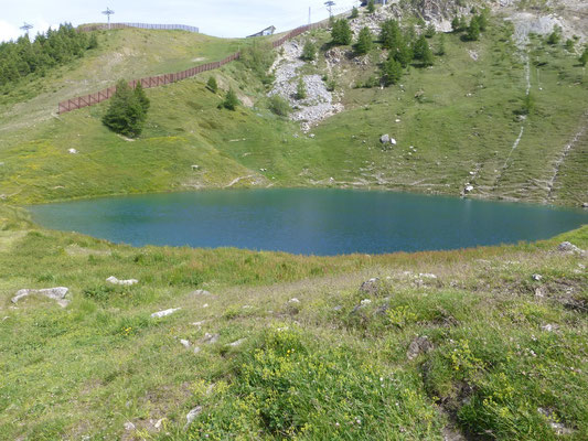 Le lac Checrouit