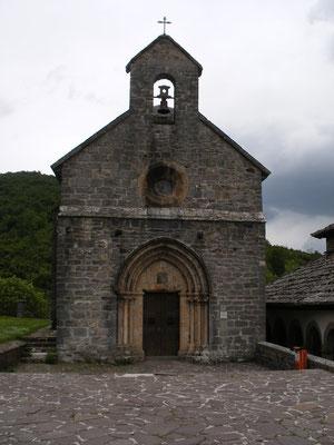 La chapelle de Santiago