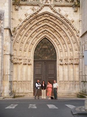 Cathédrale St Pierre ( Saintes )