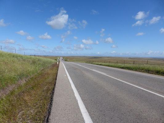 4 km de route