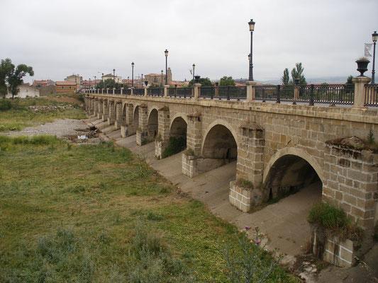 Le pont sur l'Oja
