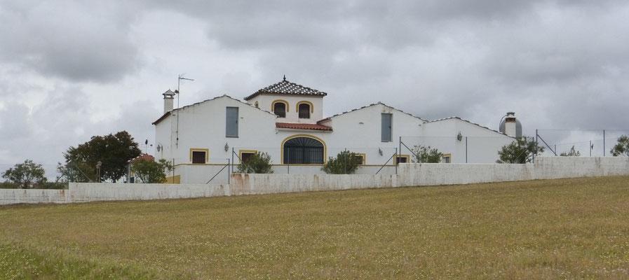 La villa Camino de Santiago