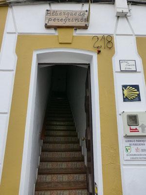 L'albergue Parroquial