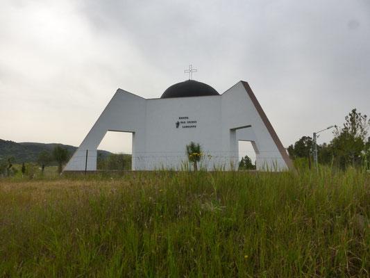 La chapelle San Isidro
