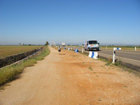 L'autoroute des pélerins