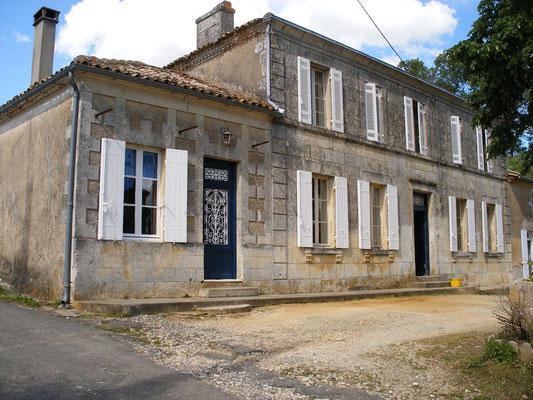 Refuge chez Aurore et  François (Miranbeau)