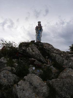 La vierge d'Orisson, ou Biakorri.
