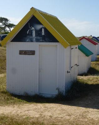 Les jolies cabanes de Gouville