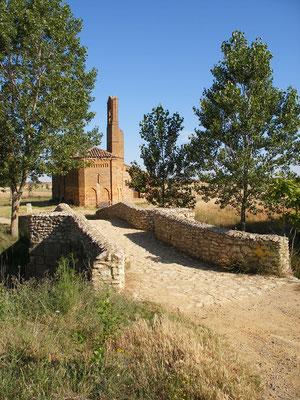 L'ermita de la Virgen Del Puente