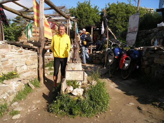 Chez Thomas à Monjarin