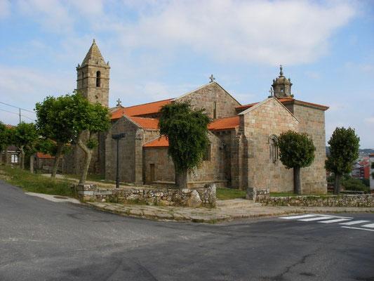 Eglise de Santa Maria das Areas