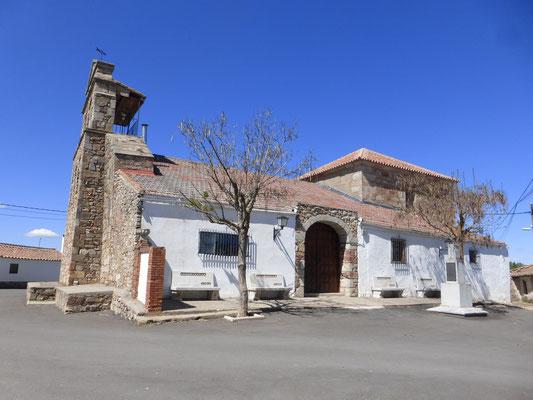 L'église de San Pedro