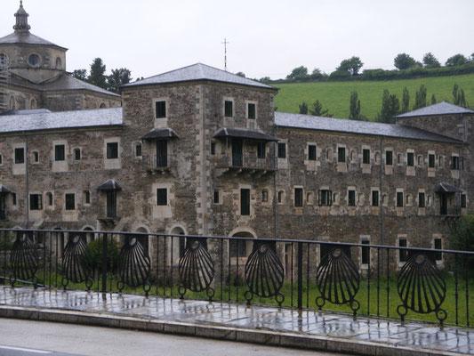 Le monastère de San Xian