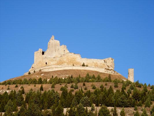 Ancien château fort, Castrojeriz