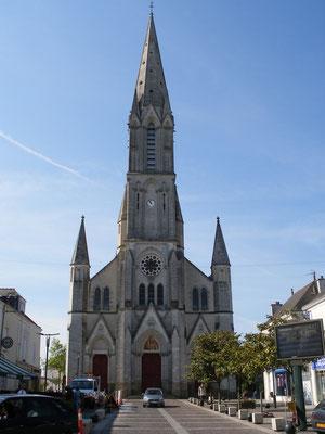 L'église de Carquefou
