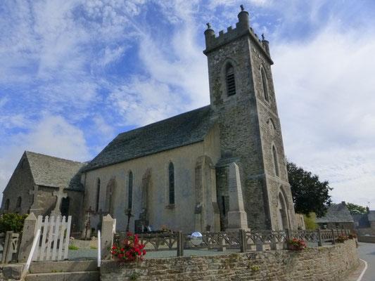 L'église, Le Rozel
