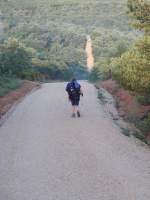 Le chemin est long