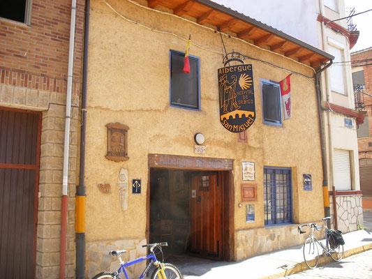 l'albergue de Ospital d'Orbigo