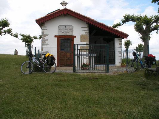La chapelle Soyarza