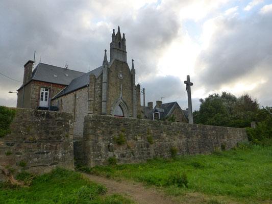 Ancienne chapelle, devenue la maison de la Baie