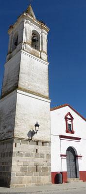 L'église San Bartolomé