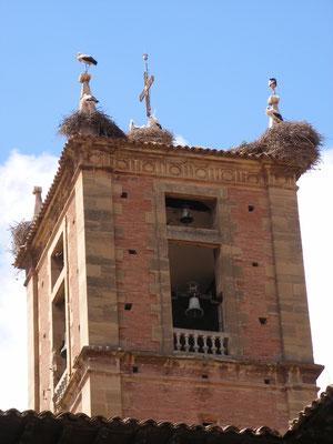 Le monastère Santa Maria la Real