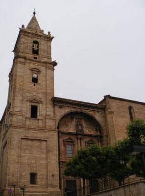 L'église de Navarrette