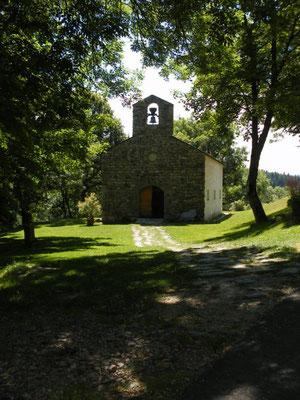 La chapelle Charles de Foucauld