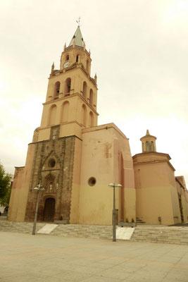 L'église Notre Dame Del Valle