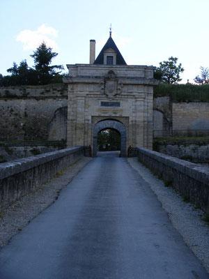 La citadelle de Blayes