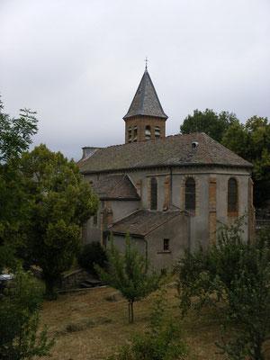 L'église de Bleymard