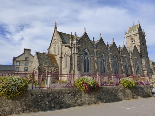L'église de Biville