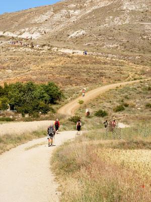 Direction la maseta de Mostalleres (alt900m)