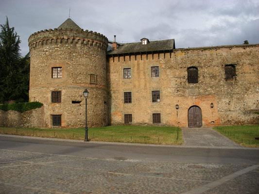 "Chateau ""de los Marqueses de Villafranca"