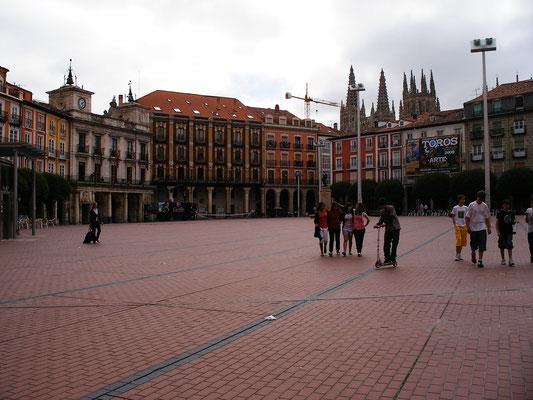 La place Mayor