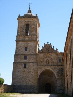 Le monastère d'Irache