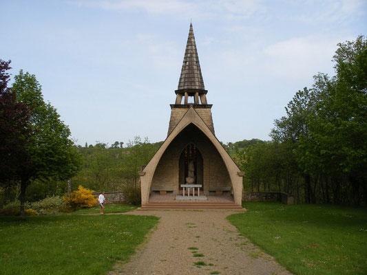 La chapelle Ste Anne